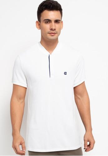 Calvin Klein white AD PIMA COTTON SPAND 7BB8EAA501C8C9GS_1