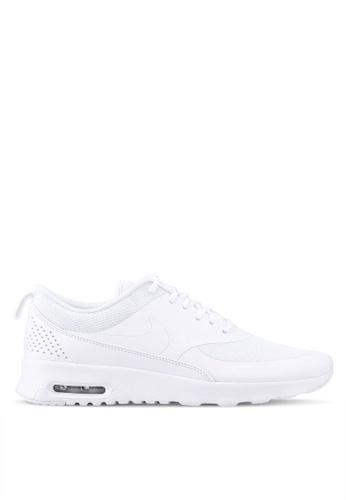 Nike white Women's Nike Air Max Thea Shoes 29669SHCE4B713GS_1