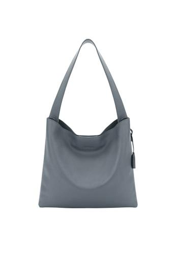 RABEANCO grey RABEANCO JHU Shoulder Bag - Slate Grey 7F2CDAC999A8B7GS_1