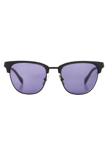 Marshall Eyewear black and grey Jack Matte Black MA266AC81OVYSG_1