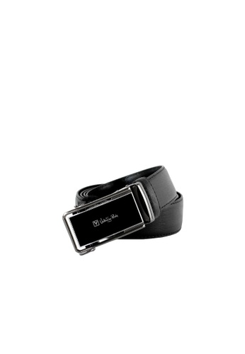 Valentino Rudy black Valentino Rudy Italy Men's 36mm Leather Auto Gear Buckle Belt 0463002-320 ACCB7AC8823CFAGS_1