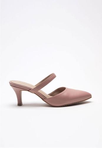 Emelyn beige Camille Slip On Heels 0337FSH194533BGS_1