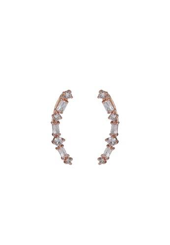 ALDO pink Joahar Pierced Earrings 5A1FDACB64B82AGS_1