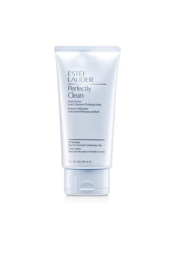 Estée Lauder ESTÉE LAUDER - Perfectly Clean Multi-Action Foam Cleanser/ Purifying Mask 150ml/5oz 67DA0BE23D5539GS_1