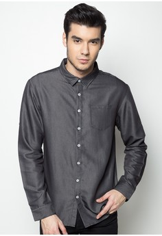 Panav Long Sleeve Button Down