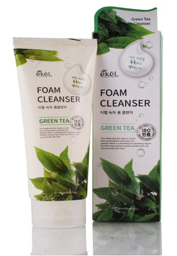 Ekel Green Tea Foam Cleanser BC67DBE97D407FGS_1