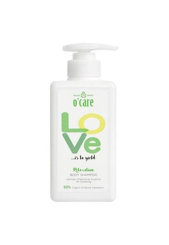 O'care O'care Relaxation Body Shampoo 500ml D4E8FBED8AFA53GS_1
