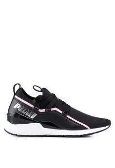 e3dba6f21bc Puma black Sportstyle Prime Muse 2 TZ Women s Shoes C49F4SHEAABE25GS 1