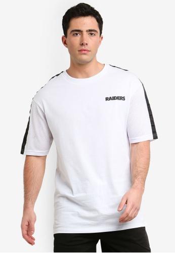 Cotton On 白色 落肩長版T恤 C97B5AAAC82559GS_1