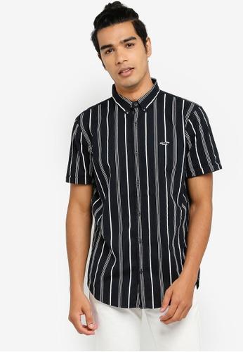 71320ac6 Slim Short Sleeve Pattern Shirt