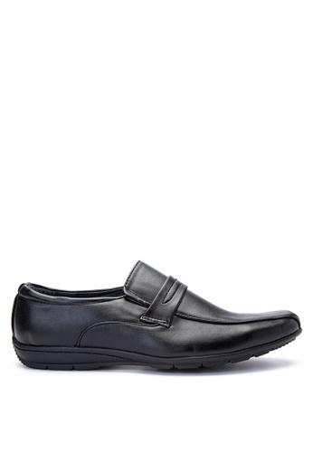 H2Ocean black Greg Formal Shoes H2527SH0IJBYPH_1