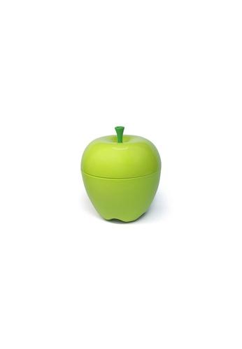 Qualy Qualy Mini Happle Container (Green) 9C9E2HL0237DBFGS_1