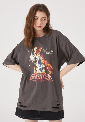 Twenty Eight Shoes Trend Printed T-Shirts HH0167 8C3ECAA29DBB1DGS_1