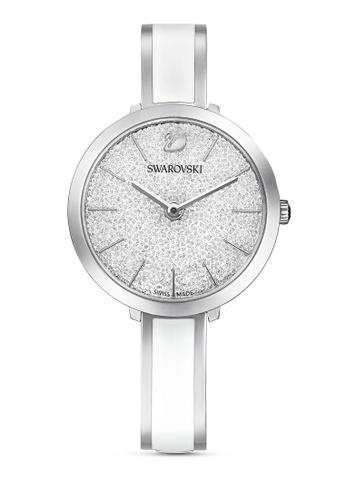 Swarovski white Crystalline Delight Watch A7932AC1768DA8GS_1