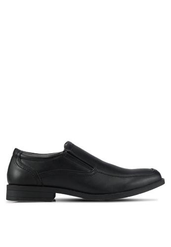 Bata brown Comfit Crane Dress Shoes CB517SH2748313GS_1