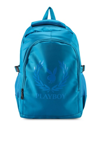 Playboy blue BACKPACK F0F8AACF7EBA57GS_1