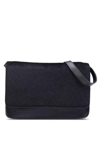 小馬毛翻蓋多夾層手提包、 包、 包ZALORA小馬毛翻蓋多夾層手提包最新折價