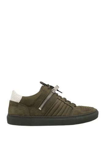 Antony Morato green Sneaker Low 674C5SH8E9C89BGS_1