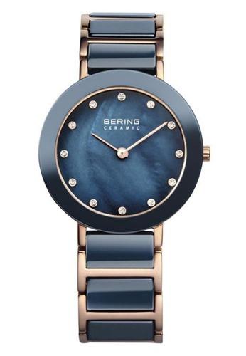 Bering blue Ceramic 11429-767 Blue 29 mm Women's Watch F51F1AC3D8DEE7GS_1