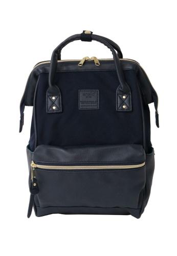 metà prezzo a basso prezzo anteprima di anello PU backpack