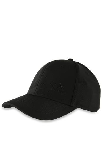 Eiger black T12C-6048 Baseball Cap 605A6AC3C7571BGS_1