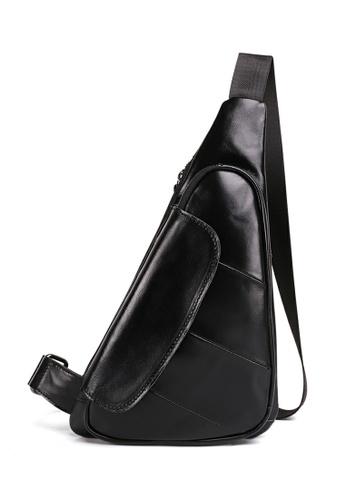 Twenty Eight Shoes Vintage Leather Handmade Chest Bag 6420 3485DACDC06C6DGS_1