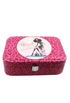 Fashionable Printed Jewelry box JBPS-AP-01