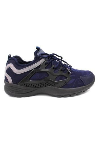 midzone blue MIDZONE Sport Sneaker 036CFSH9A0006DGS_1