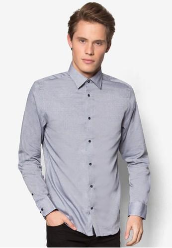 Twojiesprit台灣m 長袖襯衫, 服飾, 素色襯衫