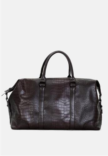 London Rag brown Men's Travelling Bag 6BD10AC5C6C301GS_1