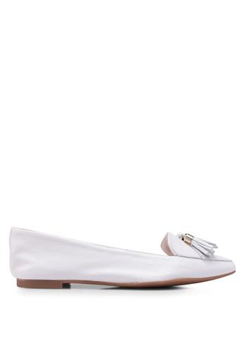 ALDO white Magona Loafers FDA19SHCA9ED3BGS_1