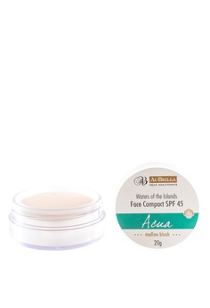 Acua Waters of the Island Face Compact SPF 45 (Mellow Blush)