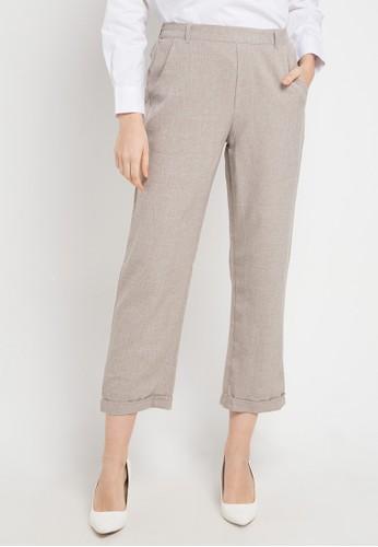 Bodytalk beige Flamey Long Pants EABC8AA682EB5BGS_1