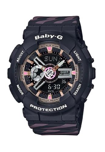 Baby-G black Baby-G Women BA-110CH-1ADR Black 99054ACBB955B8GS_1