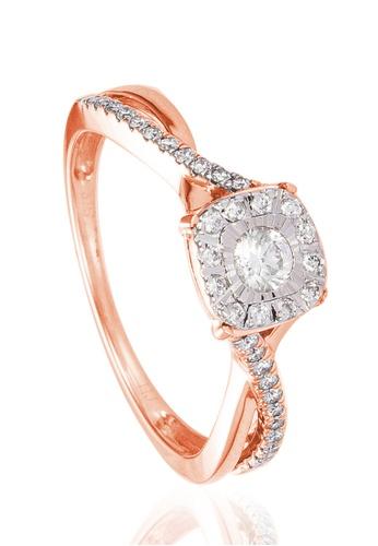 HABIB JEWELS gold HABIB Giselle Rose Diamond Ring BDCFAAC7CC0EC8GS_1