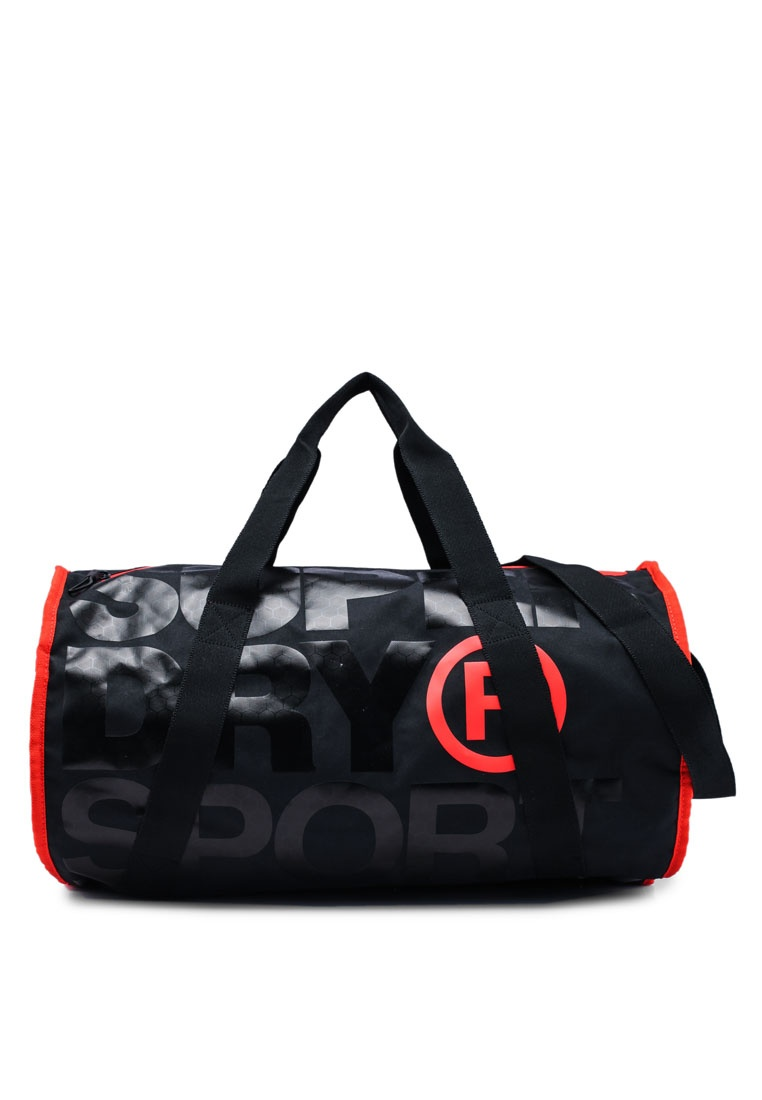 Orange Barrel Black XL Hazard Superdry Sports Bag Black Friday nxfaZO ... cc97d7c847