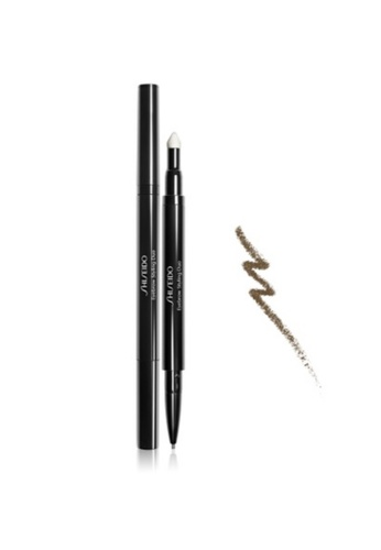 Shiseido brown Eyebrow Styling Duo BR603 47AA9BED85D90DGS_1