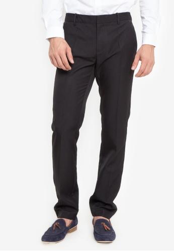 e755e069570fd Shop MEMO Slim Fit Dress Pants With Welt Pockets Online on ZALORA  Philippines