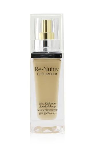 Estée Lauder ESTÉE LAUDER - Re Nutriv Ultra Radiance Liquid Makeup SPF 20 - # 1W0 Warm Porcelain 30ml/1oz 33EAABE67C1994GS_1