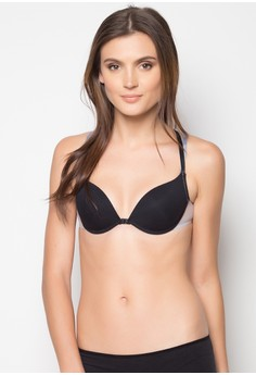 Multistrap Push Up Bra