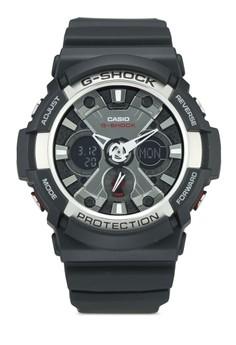 Casio G-Shock 手錶 GA-200-1ADR