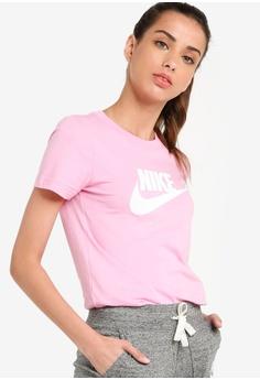 a2720747 Nike pink Nike Sportswear Essential Women's T-Shirt B81A3AA3C86C66GS_1