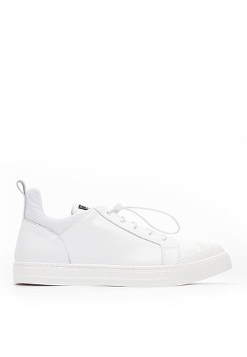 Life8 white Casual Italian Luxury Style Sneaker-White-09814 24D06SHE6D56E6GS_1