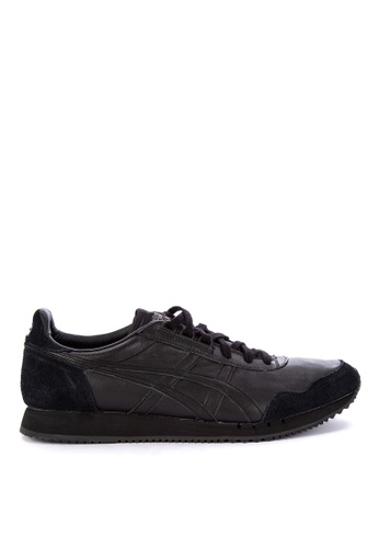 Onitsuka Tiger black Dualio Sneakers EFAB6SHE315617GS_1