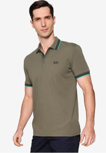 BOSS green Paddy Polo Shirt EDC33AA3D1934EGS_1