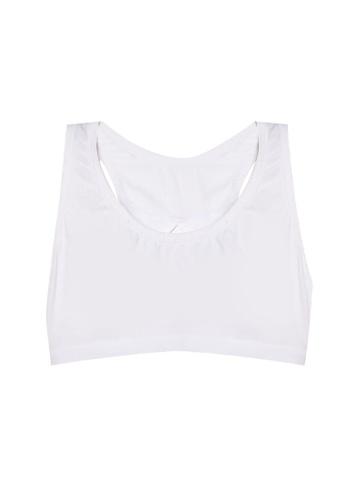 Impression white Cotton Junior Bra 78F4CUSC0ED8BAGS_1