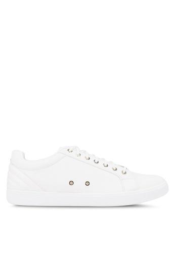 ALDO white Berty Sneakers C180BSH5BDAC75GS_1