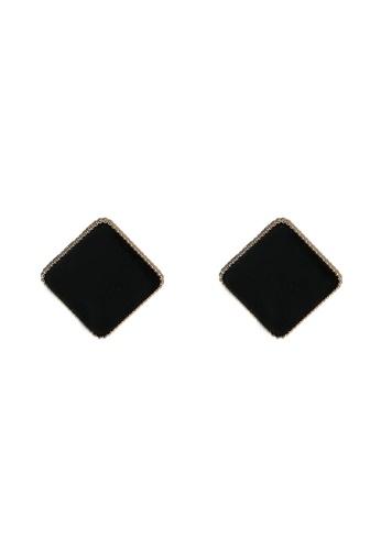 ALDO black Rancora Pierced Earrings C880EACDF74CB0GS_1