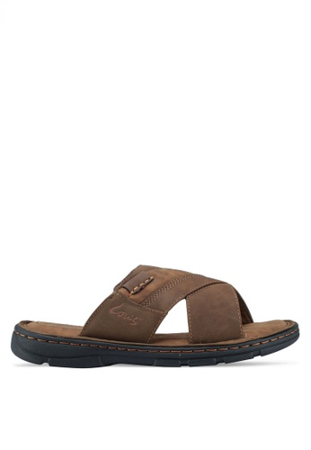 Louis Cuppers brown Casual Sandals 80D73SH416F2EFGS_1