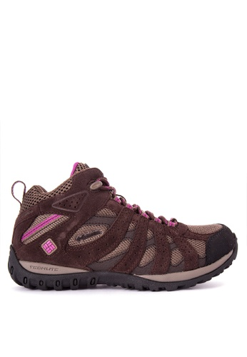 Shop Columbia Redmond Mid Waterproof Women s Shoes Online on ZALORA  Philippines 407f9df6768